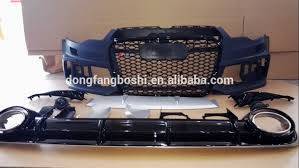 audi kits a6 rs6 kits for audi a6 bumper with acc a6 c7 buy a6 c7 acc