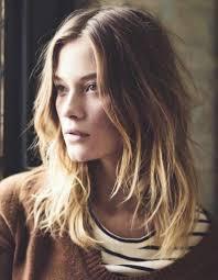 coupe de cheveux ondulés blonds automne hiver 2016 cheveux - Coupe De Cheveux 2016