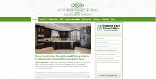 contractor house plans website design for remodelers plumbers painters and roofers