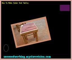 Plans To Make End Tables by Fine Woodworking End Table Plans 222326 Woodworking Plans And