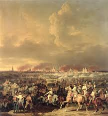 siege of lille the siege of lille by albert de saxe tachen 8th october 1792 1845