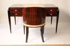 Schreibtisch Sale Art Deco Schreibtisch U0026 Stuhl Ensemble 1920er Bei Pamono Kaufen