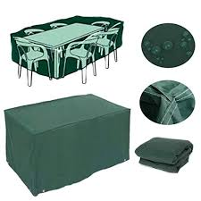 Rectangular Patio Furniture Covers by Feikai Outdoor All Weather Furniture Cover Waterproof Rain Cover