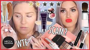 by terry foundation face makeup mecca cosmetica full face of low rated makeup mecca youtube