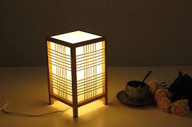 japanese lantern table l table l ideas interior design ls japanese wooden popular