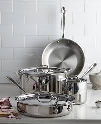 all clad black friday sale cookware pots u0026 pans sets macy u0027s