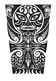 arm tattoo tribal polynesian with cross forearm tattoo design by thehoundofulster