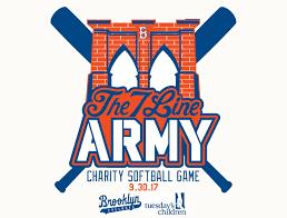 t7la charity softball tournament the 7 line