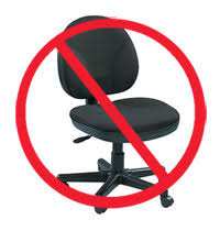 Alternative Office Chairs Getting Into The Groove With Non Traditional Office Chairs