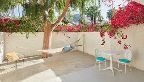 rooms parker palm springs