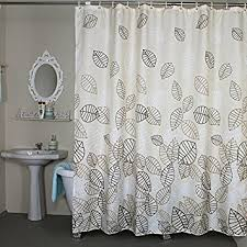 72 X 78 Fabric Shower Curtain Shower Curtain 72 X 78 Inches With Hooks