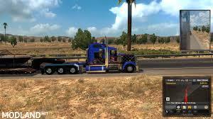 kenworth w900a kenworth w900 bu5ted edition mod for american truck simulator ats