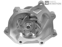 water pump fits hyundai h 1 2 5d 2002 on d4cb 5 speed mtm coolant