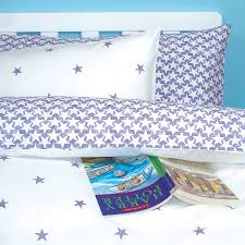 stars and stardust bed linen set by tessuti notonthehighstreet com