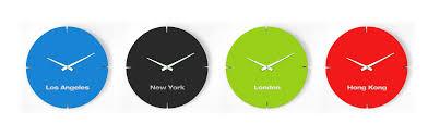 designer clock scale 1 1