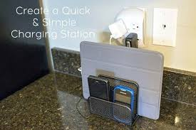 Electronic Charging Station Desk Organizer Electronic Charging Station How To Set Up A Charging Station For