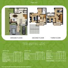 Sq Mt Sq Ft by Pasig City Metro Manila Real Estate Townhomes For Sale At Ametta