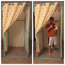 Fitting Room Curtains Best 25 Portable Dressing Room Ideas On Pinterest Pool Changing