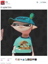 Tim Meme - splat tim know your meme