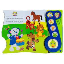 baby einstein music all around sing along book toys