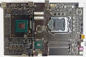 new pc motherboard teases intel skylake chipset integrated gtx