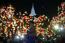 san antonio tree lighting 2017 uiw turns on its blazing light the way a san antonio tradition