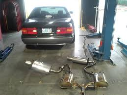 lexus sc300 muffler exhaust mod free damage clublexus lexus forum discussion