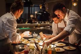 restaurant cuisine ouverte ocd le restaurant gastronomique de yaffo à découvrir the times