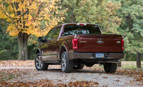 lexus warranty rust 2017 ford f 150 in depth model review car and driver