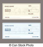 bank cheque world illustrated bank cheque with world map
