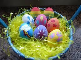 Mlp Easter Eggs Mlp Easter Eggs By Bluebrush09 On Deviantart