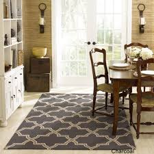 Rug For Dining Room by 5 Rules For Choosing The Glamorous Area Rugs Dining Room Home
