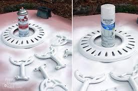 update your ceiling fan with paint pretty handy bloglovin u0027
