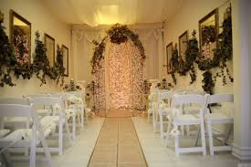 wedding chapel wedding ceremony and chapel bridal flowers with simple elegance