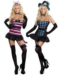 halloween kitty costumes reversible mad kitty wonderland costume mr costumes