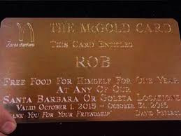 Free Military Business Cards Real Story Behind Mcdonald U0027s Gold Card Business Insider