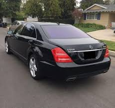 2011 mercedes for sale sedan for sale 2011 mercedes s550 amg ceo in marina