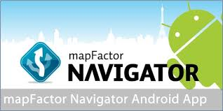 free gps apps for android map factor navigator free gps app for android phones and tablets