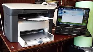 hp m1005 mfp printing youtube