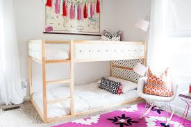 Ikea Kids Table Pink 31 Ikea Bunk Bed Hacks That Will Make Your Kids Want To Share A Room