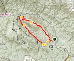 mountain loop trail carolina maps 513 photos 231