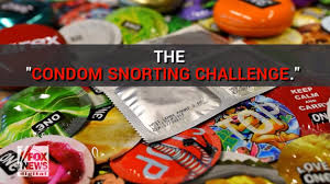 Challenge Fox News Dangerous Trend The Snorting Challenge Fox