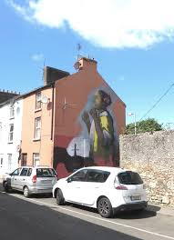 vermeer pearl necklace with a pearl necklace spraypaint mural wexford jor