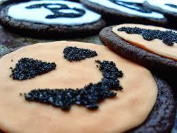 cakeyboi spooky cookies