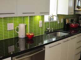 bright kitchen cabinet ceramic wall