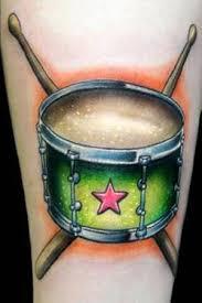 Drummer Tattoo Ideas Drummer Tattoo Ideas Foot Tattoos Design Drums Tattoos
