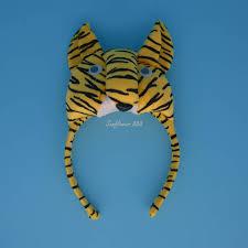 tiger headband aliexpress buy kids animal ear headband lion cat wolf