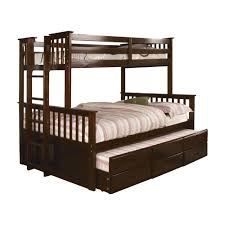 Bunk Beds  Bunk Bed Queen And Twin Loft Bed With Desk And Storage - Queen size bunk beds ikea