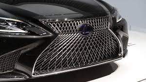 xe oto lexus cua hang nao lexus ra mắt thế hệ ls hoàn toàn mới với hệ truyền động hybrid