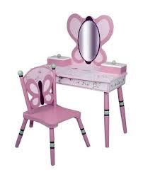Little Girls Play Vanity Beautiful Kidkraft Vanity And Chair Kidkraft Vanity Best Dressing